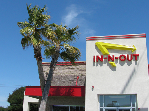 In-N-Out Burger (Millbrae)