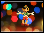 "Pinocchio says ""Look at all this lovely Bokeh!"" - Explore Front Page"